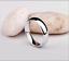 Anello-Fede-Fedina-Fidanzamento-Argento-925-Uomo-Donna-Incisione-Nome-Data miniatura 4