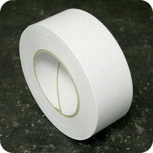 transparent 30 mm Doppelseitiges Klebeband 50 m Rolle handreißbar