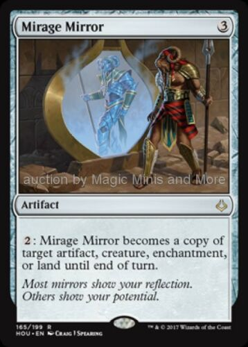 Hour of Devastation ~ MIRAGE MIRROR rare Magic the Gathering card