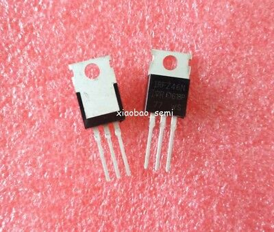 25pcs New IRF530 IRF530N Power MOSFET N-Channel IR TO-220