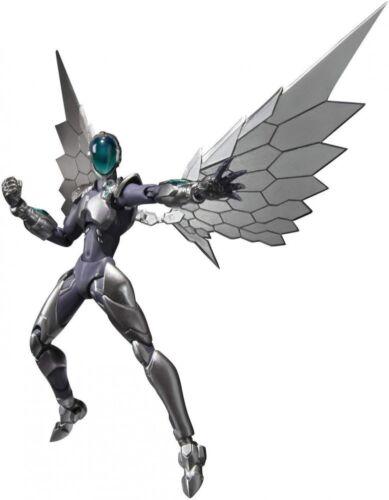 Bandai S.H.Figuarts Accel World Crow Figure Silver