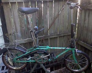 Dahon Classic Iii 3 Speed 16 Folding Bike With Carrying Case Ebay