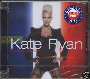 KATE-RYAN-FRENCH-CONNECTION-POLISH-EDITION-sealed-CD-from-Poland