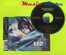 CD Singolo U2 Batman forever 1995 Germany WEA INTERNATIONAL no mc dvd lp (S10*)