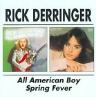 All American Boy/spring Fever 5017261205490 by Rick Derringer CD