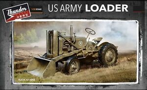 Tracteur-chargeur US Army, 1944 - KIT THUNDER MODEL 1/35 n? 35002