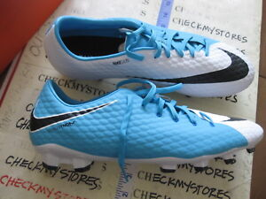 45977abd5 new NIB Nike Hypervenom Phelon III (FG) Mens Soccer Cleat 852556-104 ...