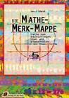 Die Mathe-Merk-Mappe 5. Klasse. RSR von Hans J. Schmidt (1998, Taschenbuch)