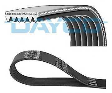 Dayco poly v-côtelé ceinture 6PK1472 6 côtes auxiliaire 1472mm ventilateur alternateur