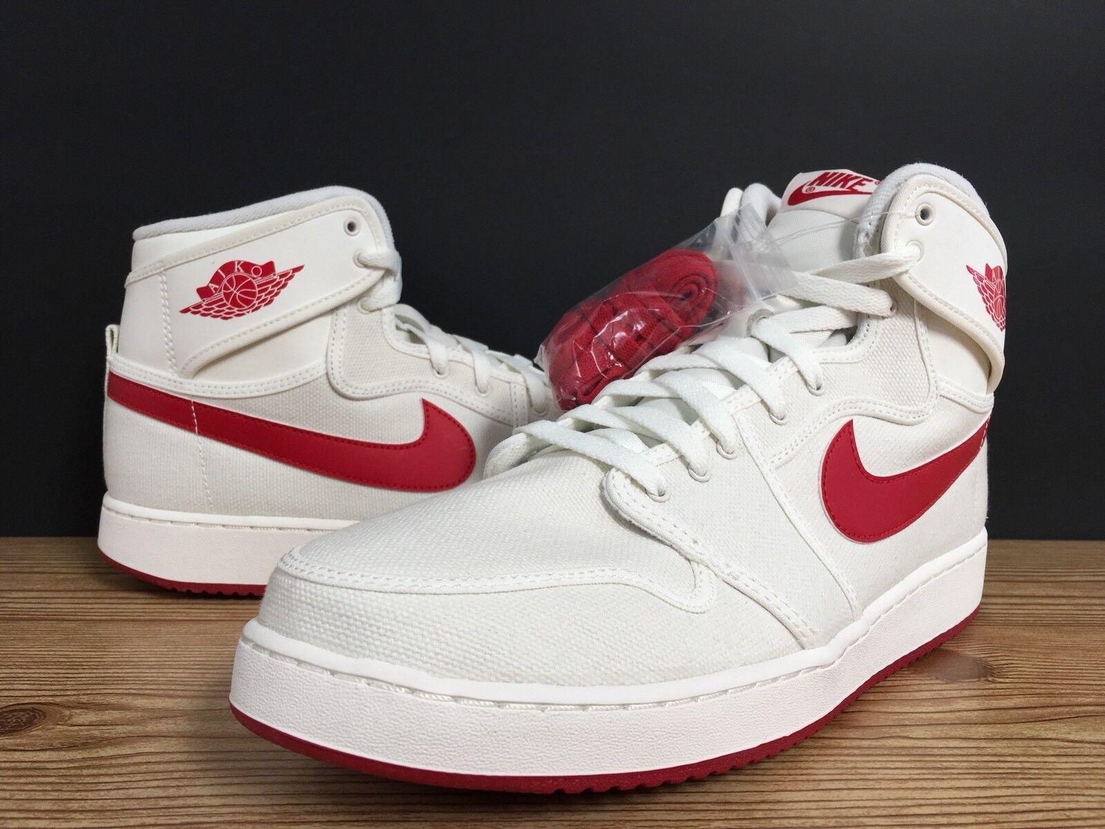 Nike Air Jordan 1 KO AJKO High OG sail red white size 13 638471-102 Retro