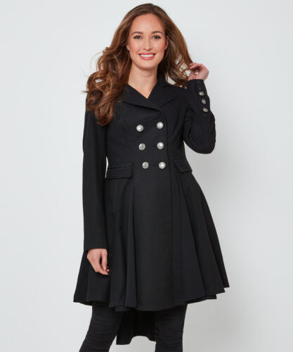 Joe Browns Womens Light Weight Double Breasted Coat