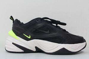 0bbb4a4f Image is loading Nike-Womens-M2K-Tekno-Black-Phantom-Volt-AO3108-