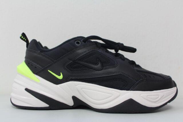 check out c5aa3 e0c2f Nike Womens M2k Tekno Black Phantom Volt Ao3108-002 Size 8.5 for sale  online   eBay