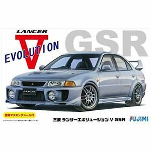 Fujimi-1-24-inch-up-series-No-100-Mitsubishi-Lancer-Evolution-V-GSR-Japan-import