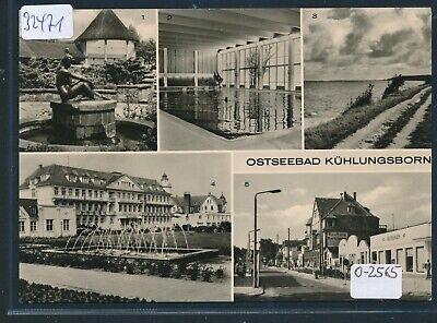 GüNstig Einkaufen 32471) Ak Kühlingsborn 5er Mbk Kaufhaus.. Schwimmbad O 1976