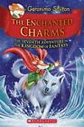 The Enchanted Charms : The Seventh Adventure in the Kingdom of Fantasy by Geronimo Stilton and Elisabetta Dami (2015, Hardcover)