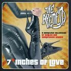 7 Inches of Love: A Complete Collection of Singles and Compilation Tracks by The Apemen (Netherlands) (CD, 2013, Double Crown Records)