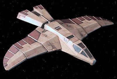 Warhawk Spacecraft Model Kit 18SHM10