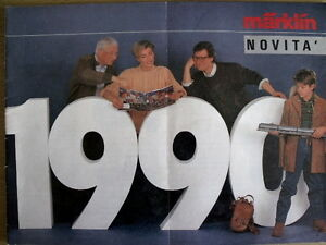 Catalogo MARKLIN novità 1990 - ITA -  [TR.2]