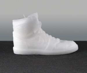 separation shoes 0502e 8cd51 Details about Nike Air Michael Jordan Retro 1 Scented White Shoe  Candle-Collector Item-30% Off