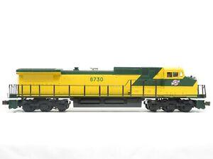 MTH-20-2159-1-Chicago-North-Western-G-E-Dash-9-Diesel-w-Protosounds-NIB