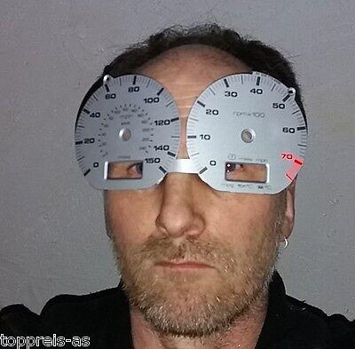 Nett Crazy Brille Karneval Erwachsene Tacho Speed Auto Cockpit Maske Tachobrille
