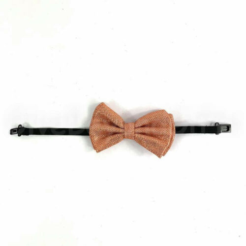 Suspender and Bow Tie Adults Men Rose Gold Glitter Set Formal Wear Accessories