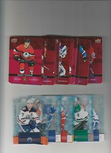 2019-20-tim-horton-complete-set-red-die-cut-33-cards