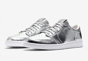 1 7 5 Metallic Silver Air Low Nuevo Pinnacle Tamaño Nike Edición Jordan limitada Unido Reino EOx74XnwqS