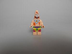 Lego® Spongebob Minifigur Eisverkäufer aus Set 3816  Neu