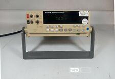 Fluke 45 Bench Dual Display Digital Multimeter With Rs232c Ori