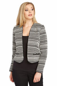 Black Ladies Roman Jacket Originals Textured wB0FnnzXRq