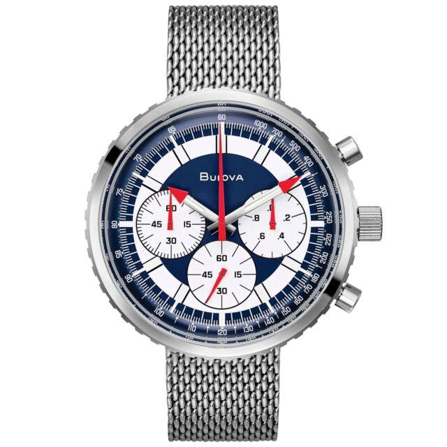 Bulova 96 K 101 Chronograph C Special Edition Armbanduhr