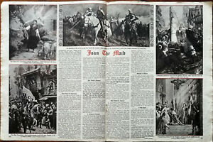 St-Joan-joan-the-Maid-An-Epic-that-Haunts-the-Centuries-Vintage-Article-1948