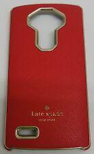 huge selection of 8b053 3c09b Kate Spade LG G4 Wrap Case SHIPPIING Red Gold | eBay