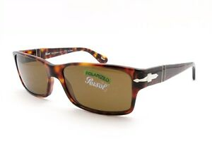 b080a636ce9 Persol 2803 S 24 57 Havana Brown Polarized New Authentic Sunglass ...