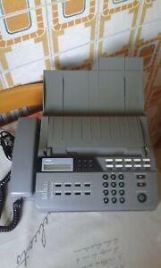 Fax con telefono