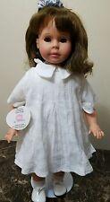 "GOTZ Doll Puppenfabrik  19.5"" Soft Standing Doll"