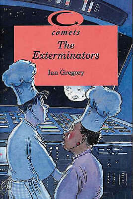 Ian Gregory, Comets – The Exterminators, Very Good Book