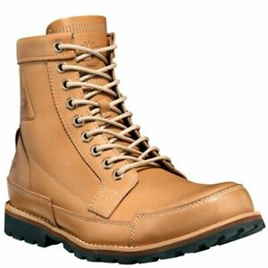 Details about Timberland Men's Originals Earthkeepers Nature Needs Heroes Boots