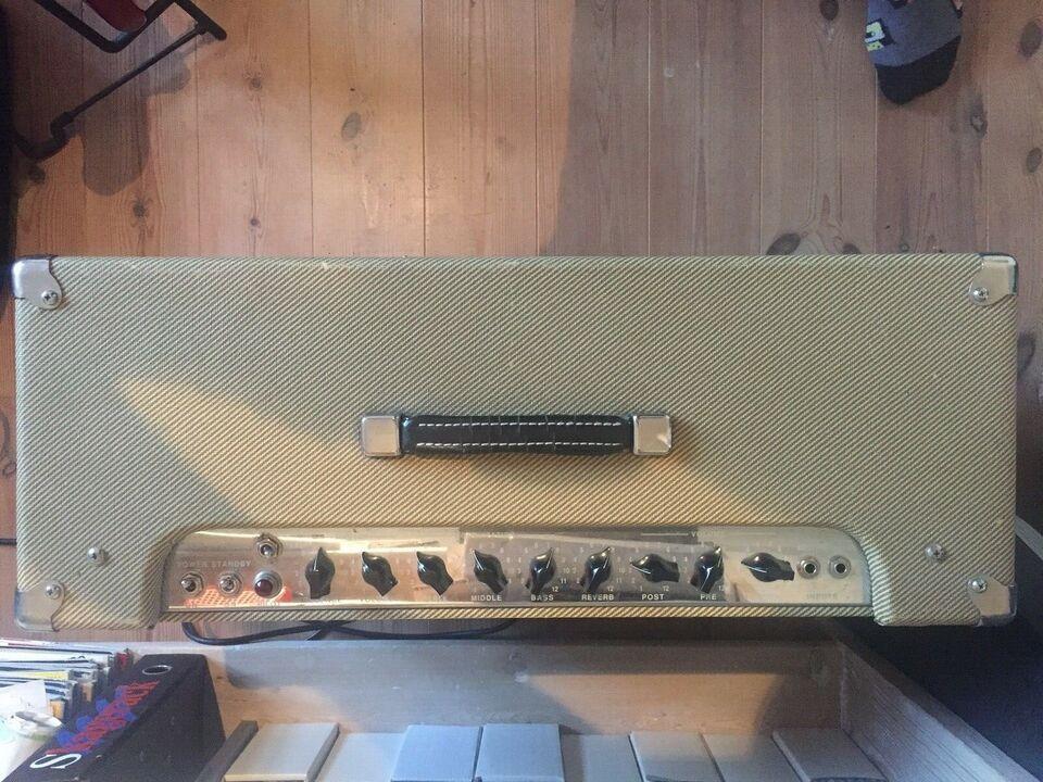 Guitaramplifier, Peavy Classic 50, 50 W
