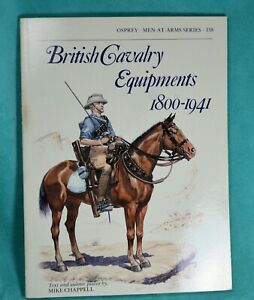 British-Cavalry-Equipments-1800-1941-Men-at-Arms-color-plates-by-Mike-Chappell