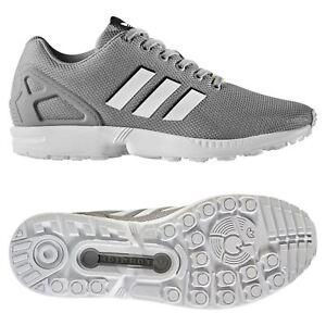 scarpe adidas zx flux grigie