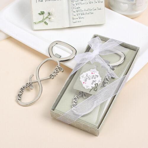Liebe Flaschenöffner Bridals Shower Hochzeit Gunst Geschenk Giveaways für GästeW