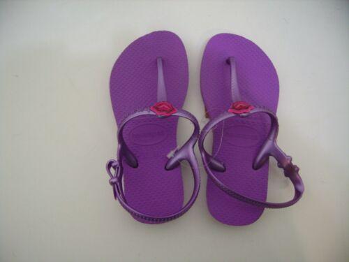 Havaianas Ciabatta Sandalo Infradito Bimba Freedom Purpura Viola