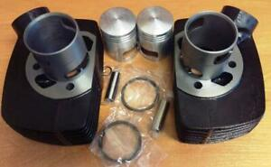 Zylindersatz-voll-fuer-Jawa-350-634-6V-Zylinder-Kolben-d-58mm-Ringe-Bolzen