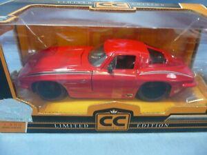 Jada 1:24 20th Anniversary LoPro Lifestyle 1963 Chevrolet Corvette Stingray Car