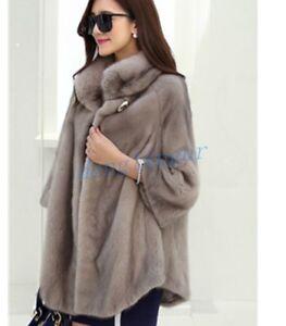 Koreansk Fur Spænde Outwear Vinter Frakke Lang Parka Kvinders Luksus Thick Casual Warm 45xvw6