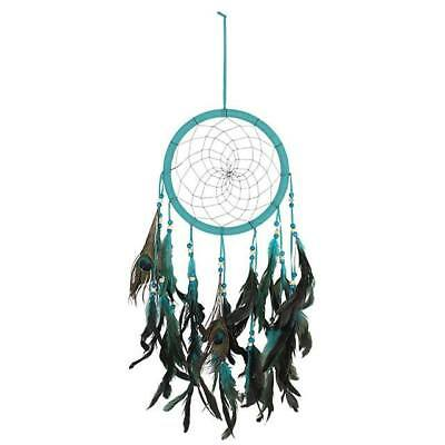 Spiralling Multi Colour Dreamcatcher Hanging Wall Decor Spiritual Mythical Gift