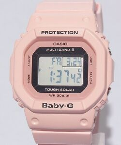 CASIO BABY-G Clean Style BGD-5000-4BJF 2017 Women s Watch New in Box ... cad107e4645d
